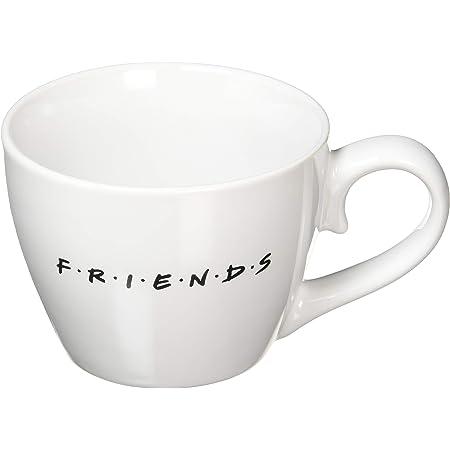 Friends Central Perk - Taza de café o té (cerámica, 296 ml)