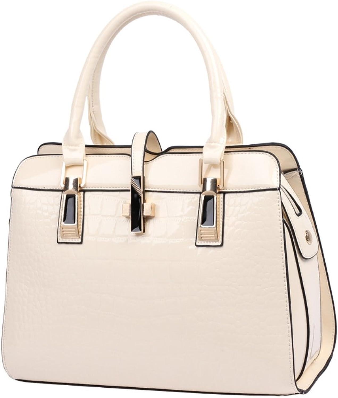 HIFISH HB110073 PU Leather Women's Handbag,Square CrossSection Commuter Bag