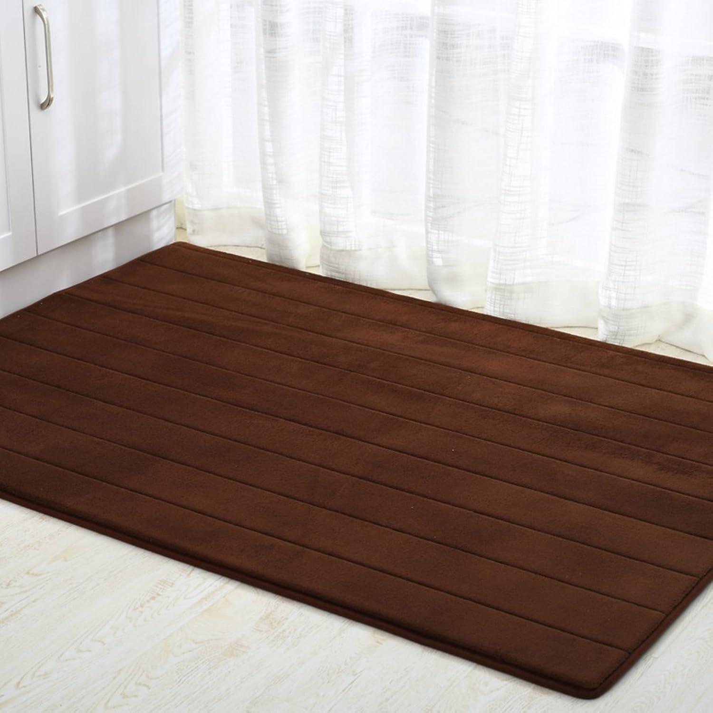 Coral velvet padded mat Doormat Door mats [hall] Door mat Entrance door mats-N 80x120cm(31x47inch)