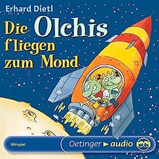 Die Olchis fliegen zum Mond                   Autor:                                                                                                                                 Erhard Dietl                               Sprecher:                                                                                                                                 Rainer Schmitt,                                                                                        Stephanie Kirchberger,                                                                                        Maritna Mank                      Spieldauer: 2 Std. und 15 Min.     74 Bewertungen     Gesamt 4,5