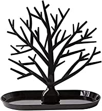 Earring Ring Holder Jewelry Organizer Rack Jewelry Tree Display Stand Necklace Hanging Organizer Bracelet Rack Tower Display Holder