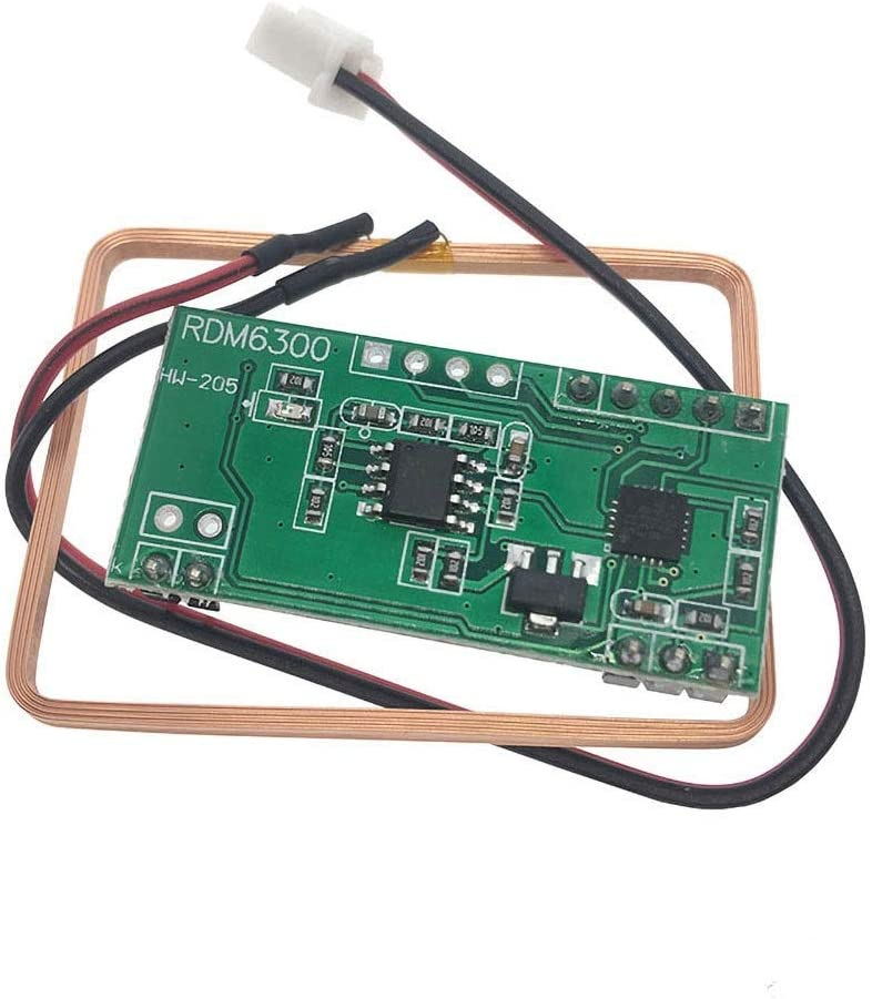 ZUQIEE 125Khz RFID Reader Module Cont Max 81% OFF RDM6300 Access Opening large release sale UART Output