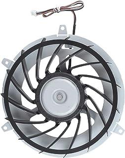 ASHATA Ventilador de Refrigeración de PS3,Ventilador de Enfriamiento Silencioso para Playstation 3