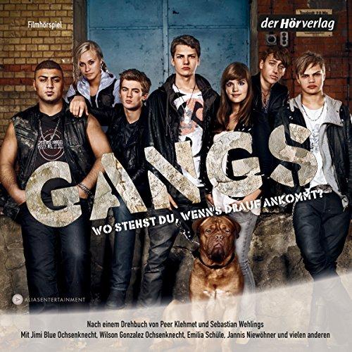 Gangs cover art