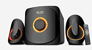 EXTRA 5300 2.1 PREMIUM SOUND SYSTEM , BLUETOOTH ,USB AND REMOTE - BLACK