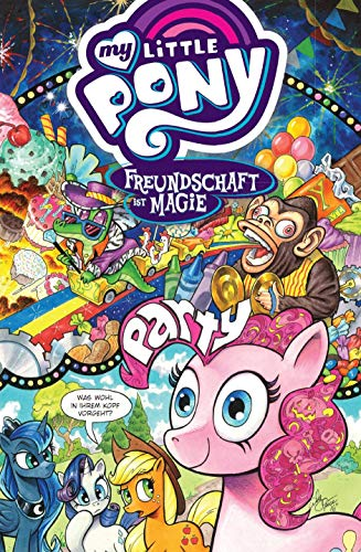 My Little Pony: Freundschaft ist Magie - Band 11 (Comic)