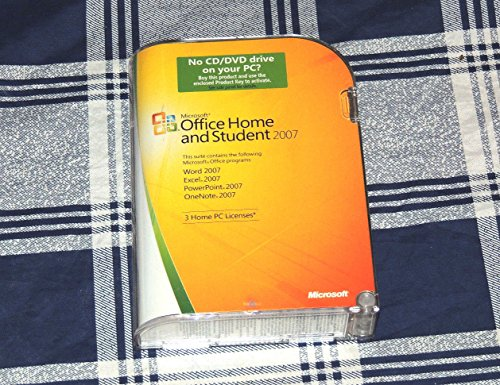 Price comparison product image Microsoft Office Home And Student 2007- Service Desk Edition