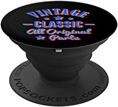 Vintage Classic All Original Parts PopSockets Grip and Stand for Phones and Tablets