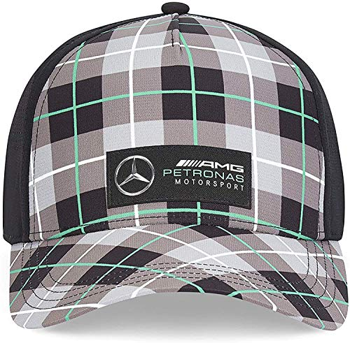 Mercedes-AMG Petronas - Offizielle Formel 1 Merchandise 2021 Kollektion - Damen und Herren - Logo Cap - Cap - Multicolor - One Size