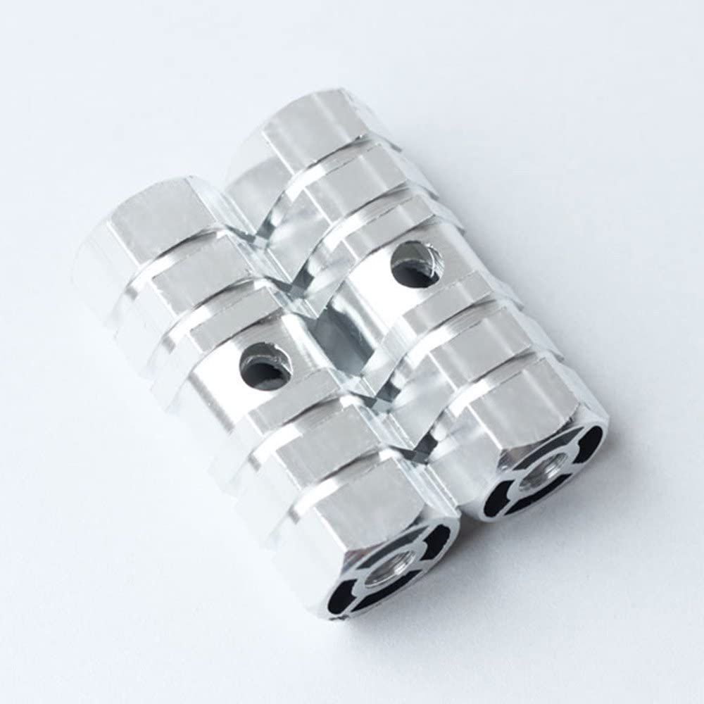 Luxury goods 2 PCS 25% OFF Kid Size Hexagonal Bike Long-Lasting Alloy Design Anodized