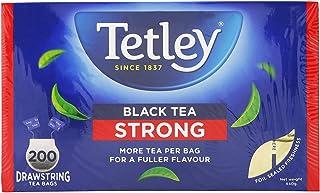 Tetley Drawstring Strong Black Tea, 440 g