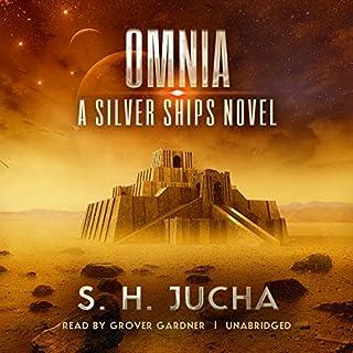 Omnia audiobook cover art