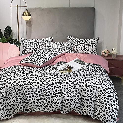 geek cook Bedding Set,Washed silk bedding net red four-piece summer bed sheet three-piece naked sleeping ice silk summer duvet cover-Jane Eyre_1.8m bed【quilt cover 180 * 220】 4pc suit