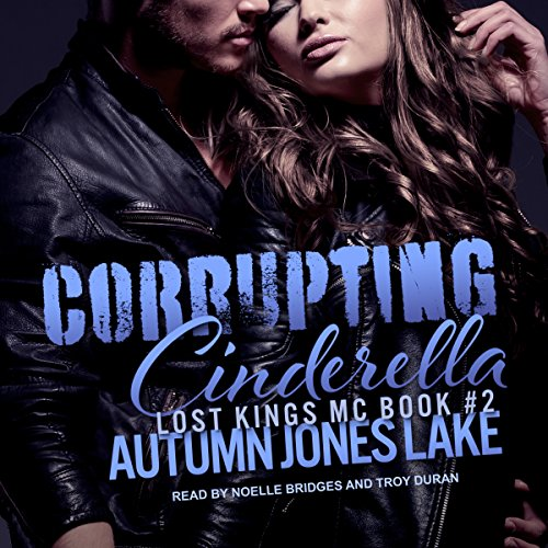 Corrupting Cinderella audiobook cover art