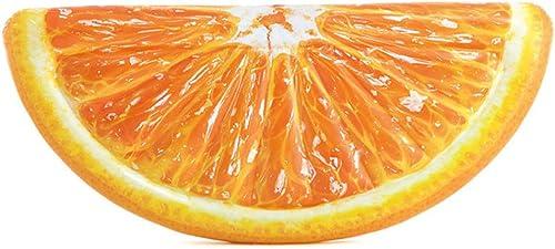 venta con alto descuento JF Fila Flotante Inflable Gigante naranja Cama Flotante Flotante Flotante Niños Adultos Piscina Flotante Silla de Playa Juguetes de Playa   70.08in  33.46in  promociones de equipo