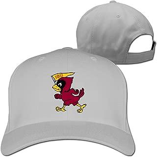 DETED Iowa State University Baseball Cap Hat Black