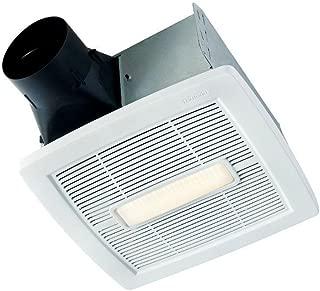 Broan-Nutone Llc AERN110L InVent Series 110 CFM Ceiling Exhaust Bath Fan
