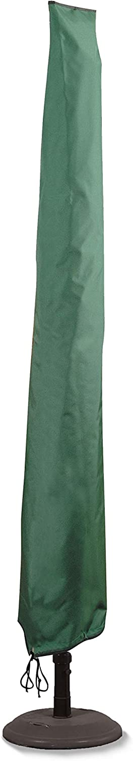 Bosmere Weatherproof Cover for 10-Foot Product Umbrella Green Wide online shopping