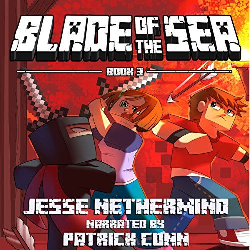 Couverture de Blade of the Sea, Book 3