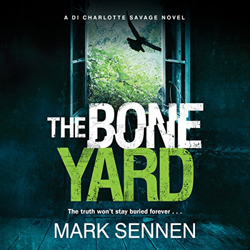 The Boneyard audiobook cover art
