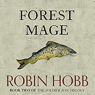 Forest Mage     The Soldier Son Trilogy, Book 2              By:                                                                                                                                 Robin Hobb                               Narrated by:                                                                                                                                 Jonathan Barlow                      Length: 24 hrs and 48 mins     147 ratings     Overall 4.2