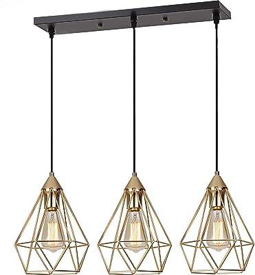 Iluminación techo colgante,Lámparas de araña, Lámpara pendiente de ...
