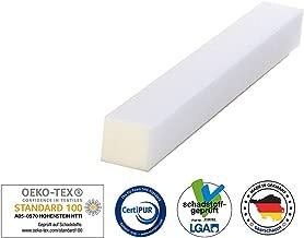 Kinder PEKITAS Schutzgitter aus Schaumstoff f/ür Babys hergestellt in Spanien Barrera 90cm,Pack 2 Uds wei/ß