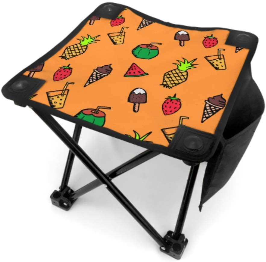 MOVTBA Folding Stool OFFicial store Lightweight Fishing Chair Sour S Sweet Cheap SALE Start Cool