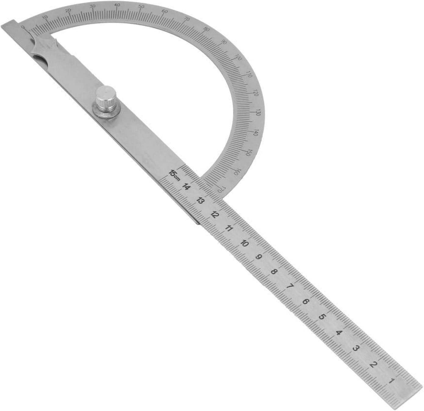 Degree Super popular specialty store Protractor Limited Special Price Sturdy Rotary Woodwork Rul 1Pcs for