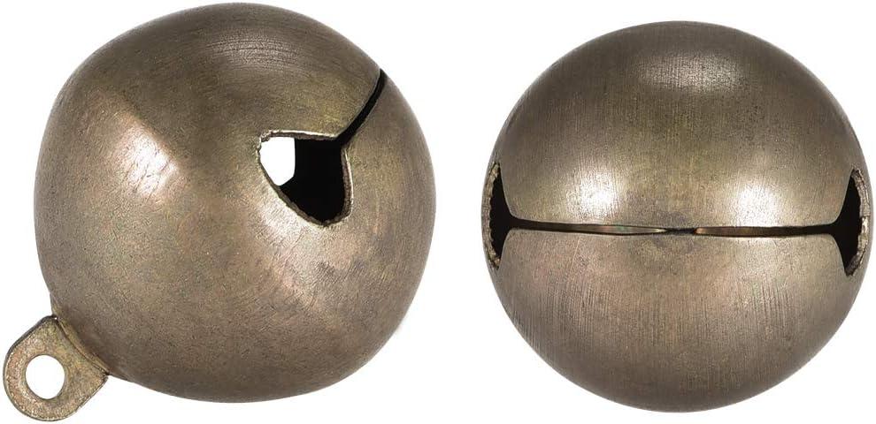 uxcell Jingle Classic Bells 1 Inch 10pcs B Craft DIY Copper Max 49% OFF Bulk