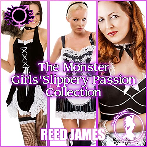 The Monster Girls' Slippery Passion Collection cover art