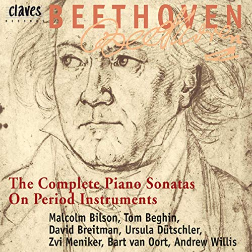 Beethoven Complete Piano Sonatas on Period Instruments