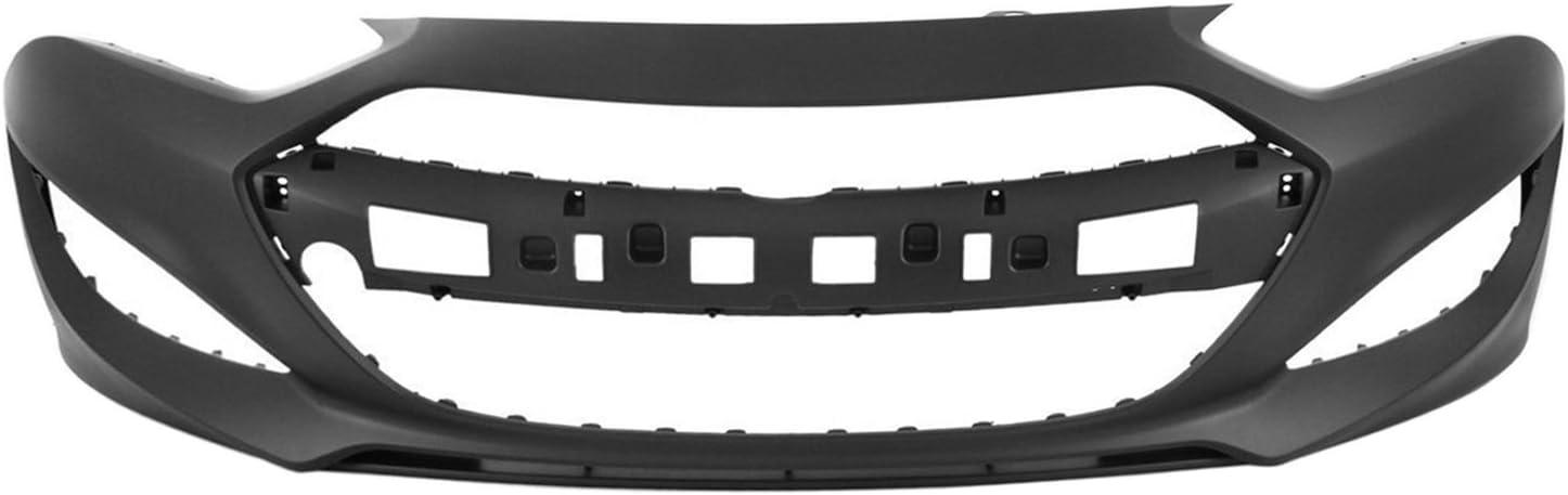 Max 47% OFF Crash Gorgeous Parts Plus Primed Front Replacement Bumper for 2013- Cover