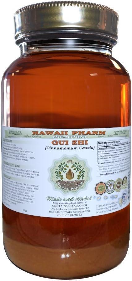 Seattle Mall GUI Zhi Alcohol-Free Liquid Cinnamon Cinnamom Ranking TOP19 Extract
