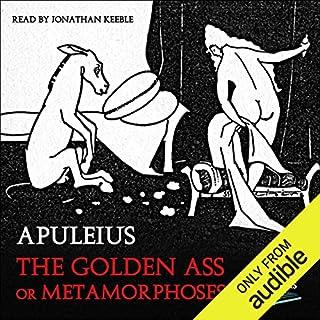 The Golden Ass or Metamorphoses audiobook cover art