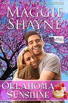 Oklahoma Sunshine (The McIntyre Men Book 6) by [Maggie Shayne]