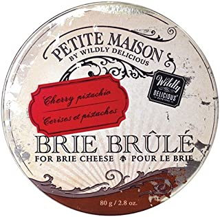Brie Brule for Brie Cheese - Cherry Pistachio (2.8 ounce)