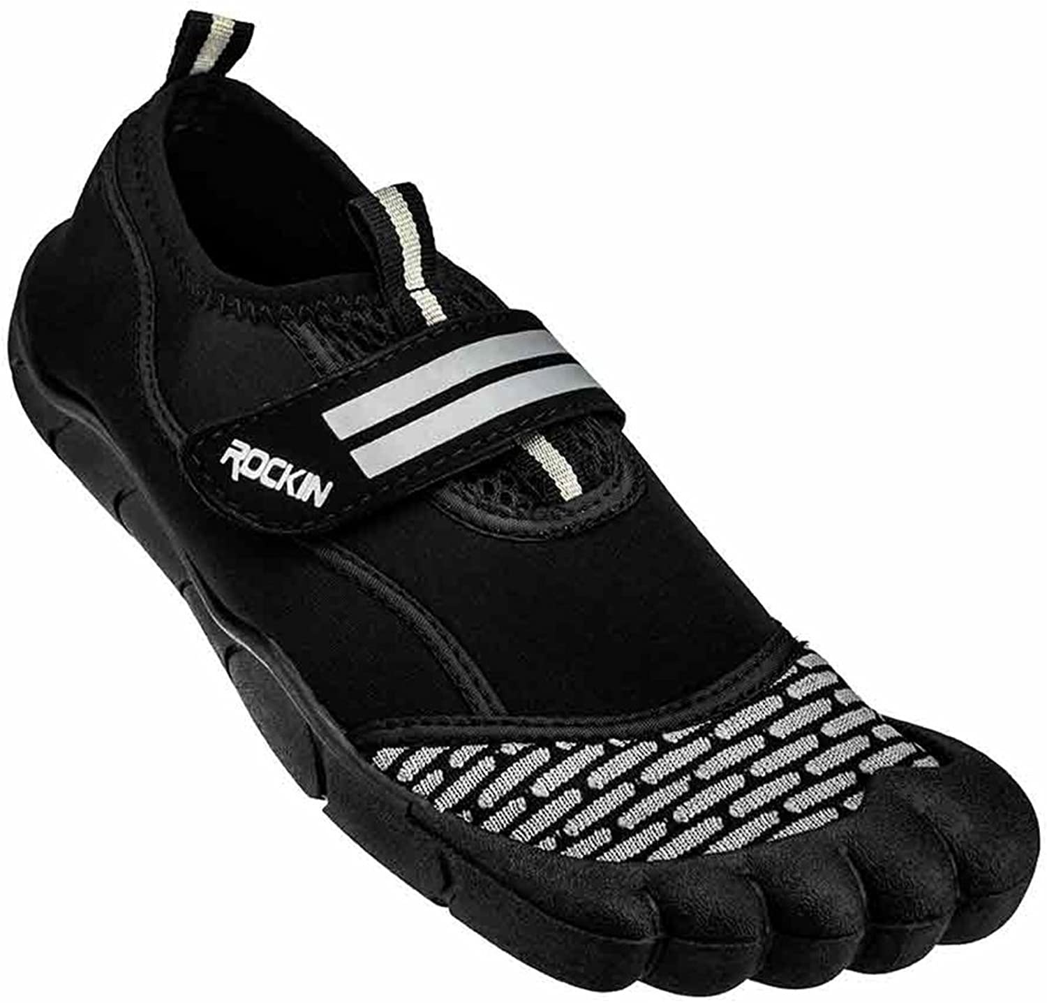 Rockin Footwear Mens Rockin Aqua Power Foot Water shoes