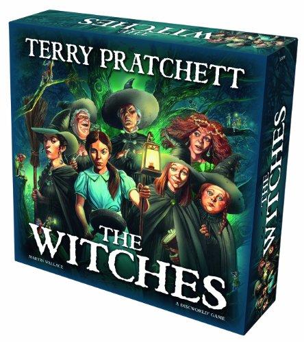 Treefrog Games - Gioco da tavolo 'Terry Pratchett The Witches' [Lingua Inglese]