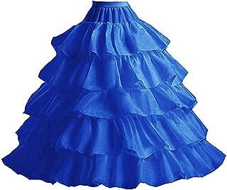 Best blue petticoat skirt Reviews