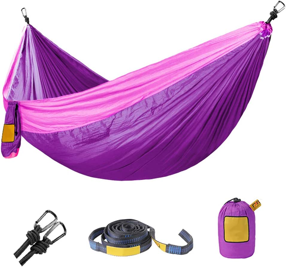 Bombing free shipping Hommock 280180Cm Portable Camping Parachute Survival Hammock We OFFer at cheap prices Gar
