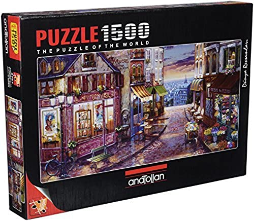 Twilight View Jigsaw Puzzle, 1500-Piece by Anatolian