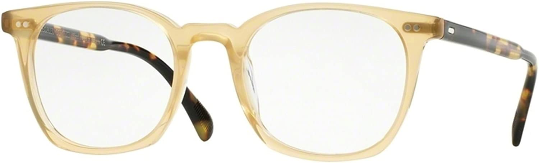 New Oliver Peoples 0OV 5297 U L.A COEN (U) 1493 SLIGHTLY LIGHT BEIGE Eyeglasses