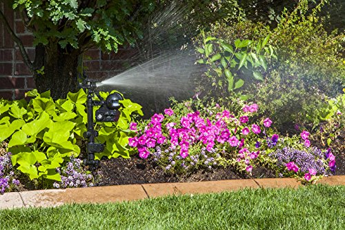 Orbit 62100 Yard Enforcer Motion-Activated Sprinkler with Day & Night Detection Modes