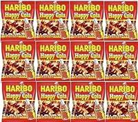 ハリボー グミ各種 12袋セット (ハッピーコーラ100g×12)