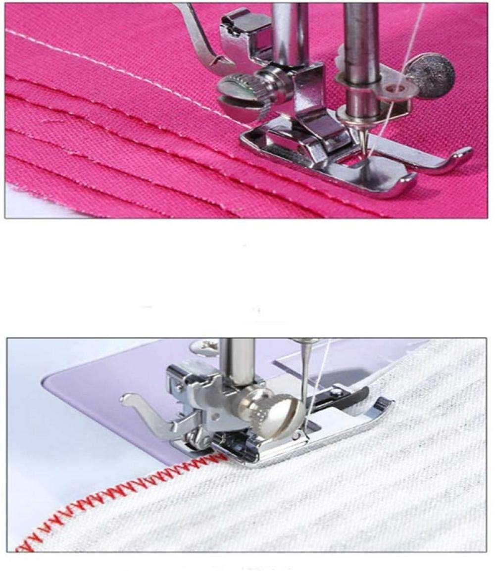 Yuaer Mini máquina de coser portátil, máquina de coser ...