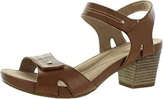 New Women's Un Palma Vibe Sandal Mahogany Leather 8.5