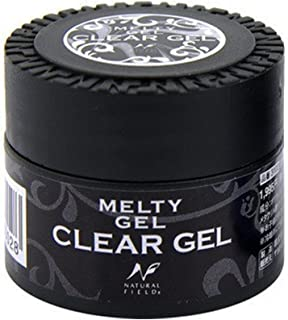 Melty Gel クリアジェル 14g JNAジェルネイル検定指定製品