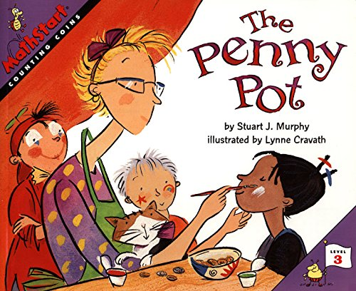 Download The Penny Pot (MathStart 3) 0064467171