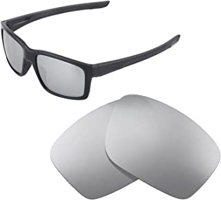 Walleva Replacement Lenses for Oakley Mainlink Sunglasses - Multiple Options Available